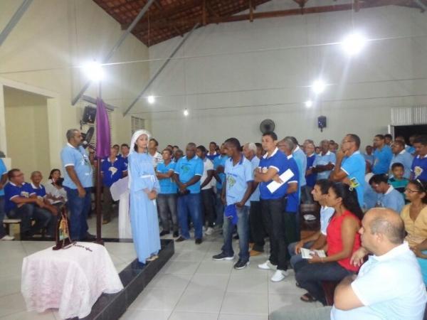 Missa Terço dos Homens encerra atividades comemorativas pelos 50 anos do município - Imagem 12