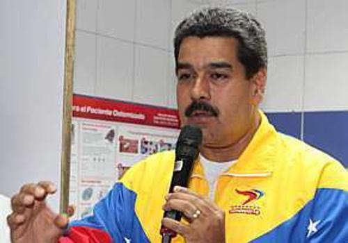 Oposição venezuelana aceita convite para se reunir com Nicolás Maduro