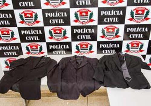 Homem usava terno em assalto a farmácias em Ribeirão Preto