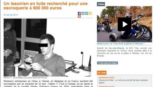 Marido da ex-BBB Clara seria foragido da França por fraude de R$ 1,8 mi, segundo jornal