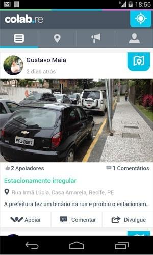 Prefeituras come軋m a usar app para receber reclama鈬o de cidad縊s