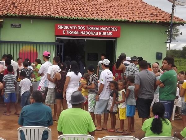 1º de Maio: STTR de Caxingó promove café da manhã e sorteio brindes para Trabalhadores Rurais - Imagem 8