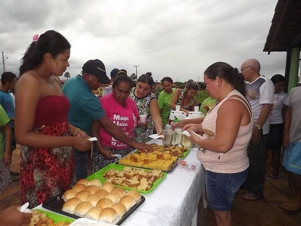 1º de Maio: STTR de Caxingó promove café da manhã e sorteio brindes para Trabalhadores Rurais - Imagem 1