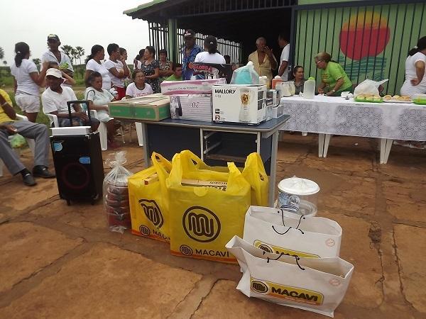 1º de Maio: STTR de Caxingó promove café da manhã e sorteio brindes para Trabalhadores Rurais - Imagem 6
