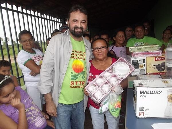 1º de Maio: STTR de Caxingó promove café da manhã e sorteio brindes para Trabalhadores Rurais - Imagem 5