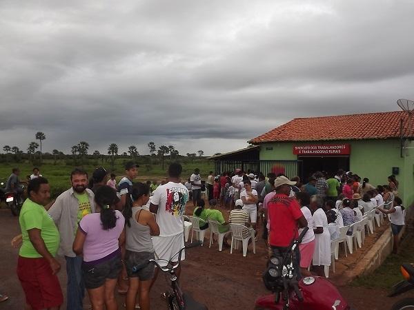 1º de Maio: STTR de Caxingó promove café da manhã e sorteio brindes para Trabalhadores Rurais - Imagem 7