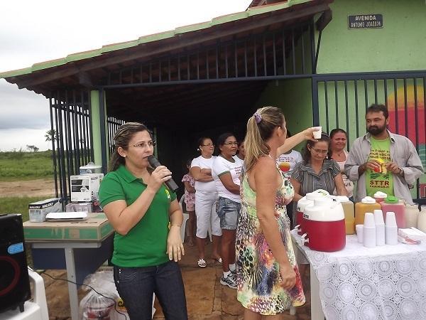 1º de Maio: STTR de Caxingó promove café da manhã e sorteio brindes para Trabalhadores Rurais - Imagem 2