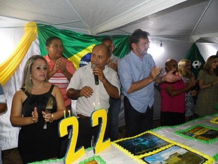 Festa de aniversário de 22 anos de emancipação política - Imagem 16