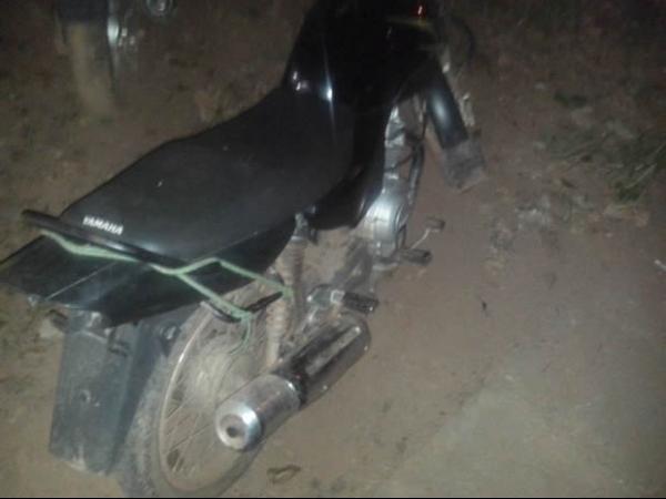 Homem é preso acusado de participar de esquema de roubo de motos em Picos