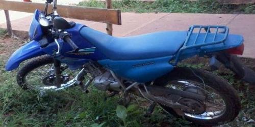 Homem é preso após tentar roubar moto da Delegacia Regional em Picos