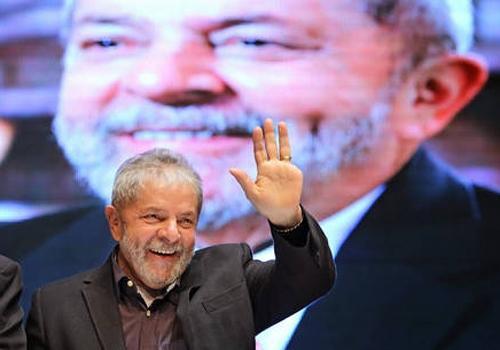 Lula diz que Dilma não deve temer protestos na Copa