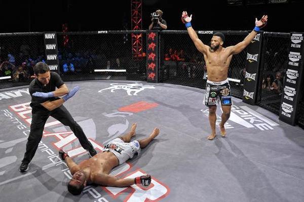 Rede MN vai transmitir lutas de MMA toda sexta e s畸ado