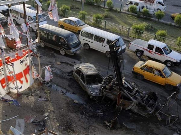 Explosão de carro-bomba deixa mortos e feridos em Bagdá