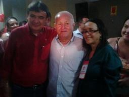 Rita Sobrinho participa de encontro de lançamento da pré-candidatura de Wellington Dias ao Governo do Estado