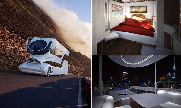 Conheça a casa móvel luxuosa de mais de R$ 2 milhões