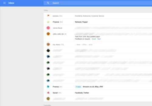 Google deve mudar formato do Gmail em breve, diz site