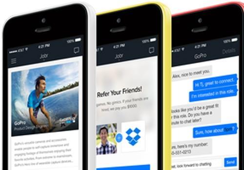 Jobr: conhe軋 o app de busca de emprego igual ao Tinder