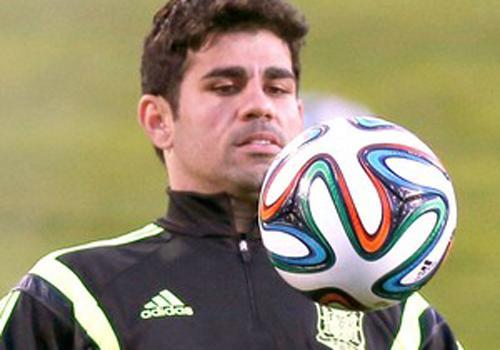f6174bb025 Diego Costa é convocado pela Espanha para a Copa do Mundo