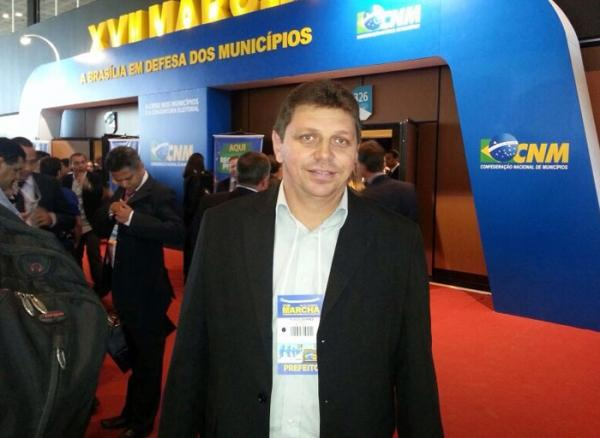 Marcha: Prefeitos pedem aumento de 2% no Fundo de Participação dos Municípios