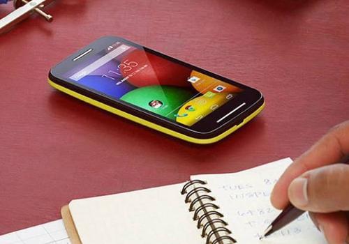 Motorola lança um smartphone que custará a partir de R$ 529