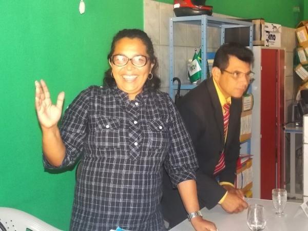 Prefeita Gadocha prestigia  reunião da Câmara de vereadores em Canavieira  - Imagem 9