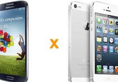 Apple  inocentada de violar patentes da Samsung, diz corte