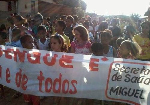 Prefeitura de Miguel Leão lança campanha contra a dengue - Imagem 4