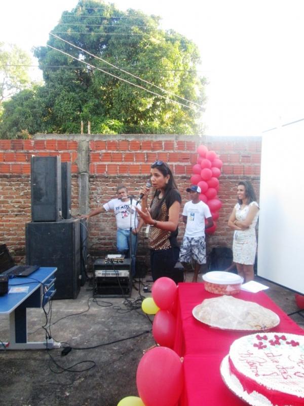 O CRAS de Cristalândia do Piauí nessa quarta-feira homenageou as mães com apresentações. - Imagem 18