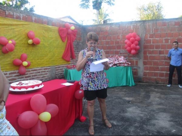 O CRAS de Cristalândia do Piauí nessa quarta-feira homenageou as mães com apresentações. - Imagem 11