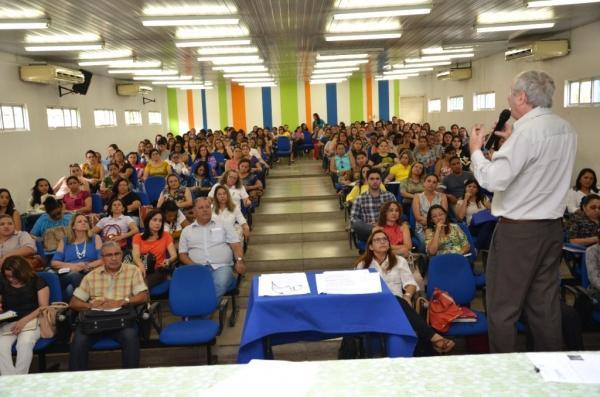 Desenvolvimento infantil é tema de palestra em Teresina