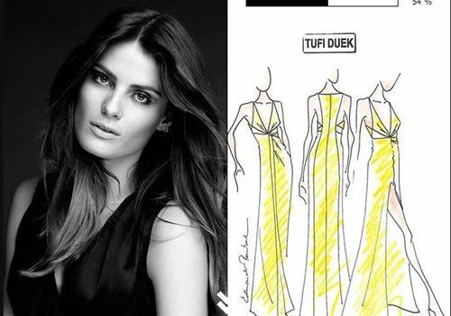 Conhe軋 os vestidos que Grazi, Ta﨎 Ara仼o e Isabelli usar縊 em Cannes