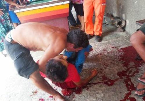 Jovem morre ap discuss縊 em um bar no litoral do Piau