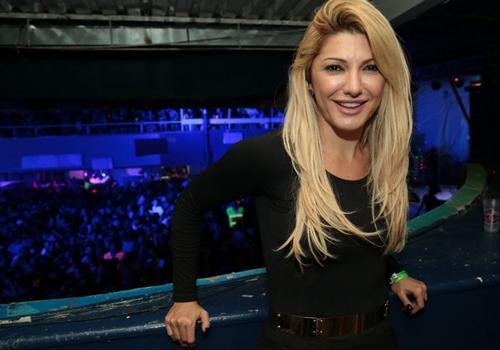 Mulher Melancia, Antônia Fontenelle e outros famosos vão a baile de funk