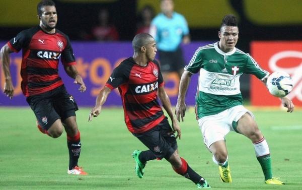 Palmeiras não entra em acordo com Oeste e perde Serginho