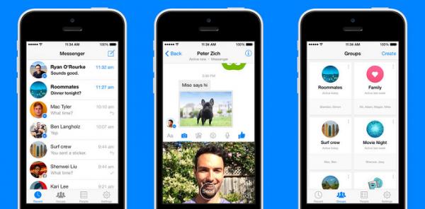 Slingshot: Facebook pode lançar aplicativo rival do Snapchat, diz jornal