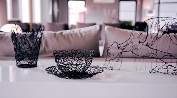 Caneta 3D bate meta no Kickstarter e faz 3Doodler parecer ultrapassada