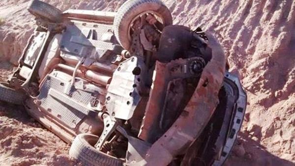 Ex-prefeito e empresário sofrem grave acidente de carro na BR-020