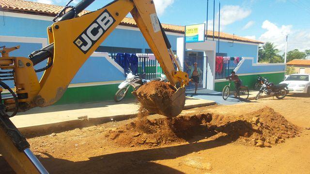 Bairro Triunfo ganha expansão no abastecimento de água em São José do Divino
