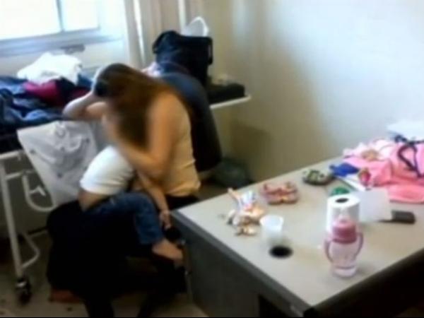 Menina com suspeita de meningite é isolada em consultório improvisado