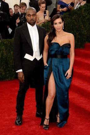Vestido de noiva de Kim Kardashian deve custar US$ 2 milhs, diz site