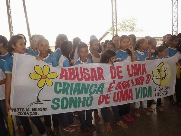 Caminhada e Gincana contra o Abuso e Exploração Sexual contra Crianças a Adolescentes movimentam Caxingó - Imagem 3