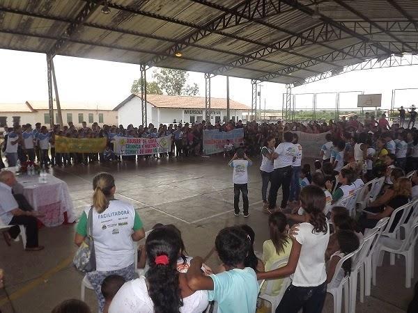 Caminhada e Gincana contra o Abuso e Exploração Sexual contra Crianças a Adolescentes movimentam Caxingó - Imagem 2