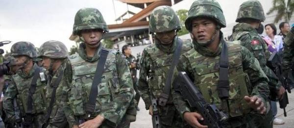 Exército toma poder em golpe de Estado na Tailândia