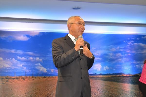 Tadashi Kadomoto realiza palestra ?Vivendo com inteligência? para mais de 400 pessoas em Teresina