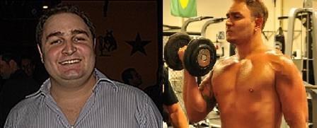 Ex-BBB Mayra Cardi seca após casamento e faz o marido perder 30 quilos