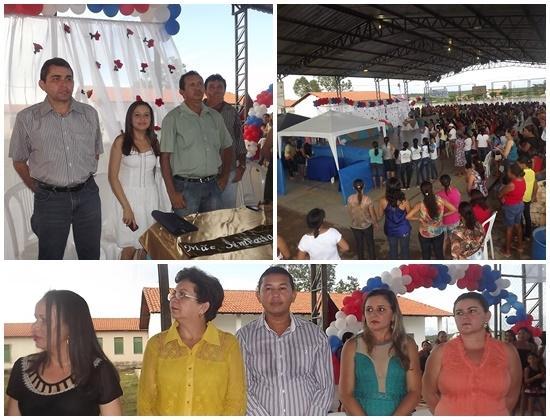 FOTOS: Prefeitura de Caxingó realiza festa para mais de 500 mães  - Imagem 3
