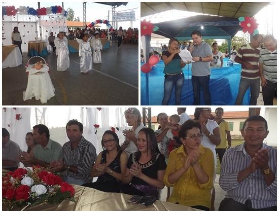 FOTOS: Prefeitura de Caxingó realiza festa para mais de 500 mães  - Imagem 4