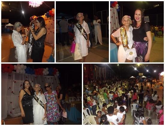 FOTOS: Prefeitura de Caxingó realiza festa para mais de 500 mães  - Imagem 8