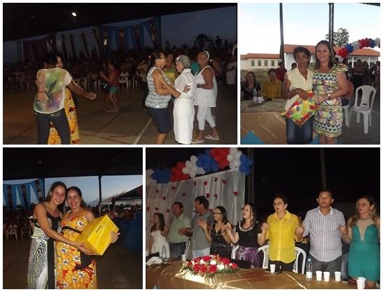 FOTOS: Prefeitura de Caxingó realiza festa para mais de 500 mães  - Imagem 7