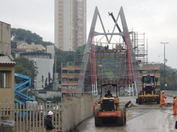 Chuva adia conclusão de obras no entorno do  Beira-Rio à 20 dias do jogo